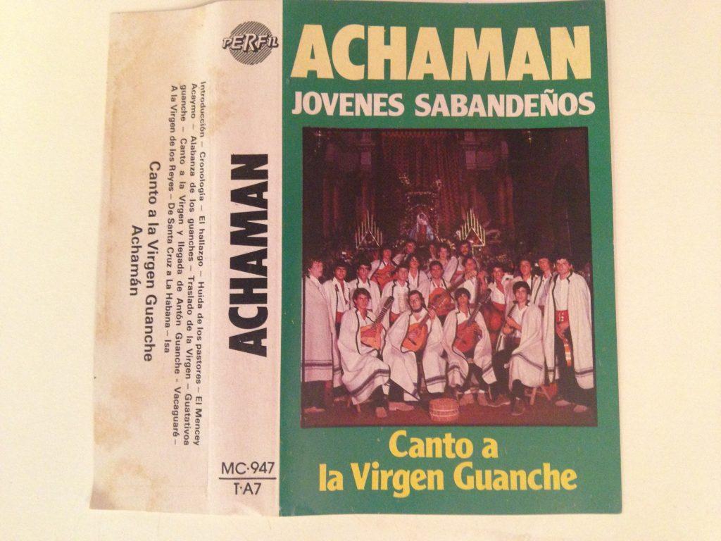 Canto a la Virgen Guanche - 1988