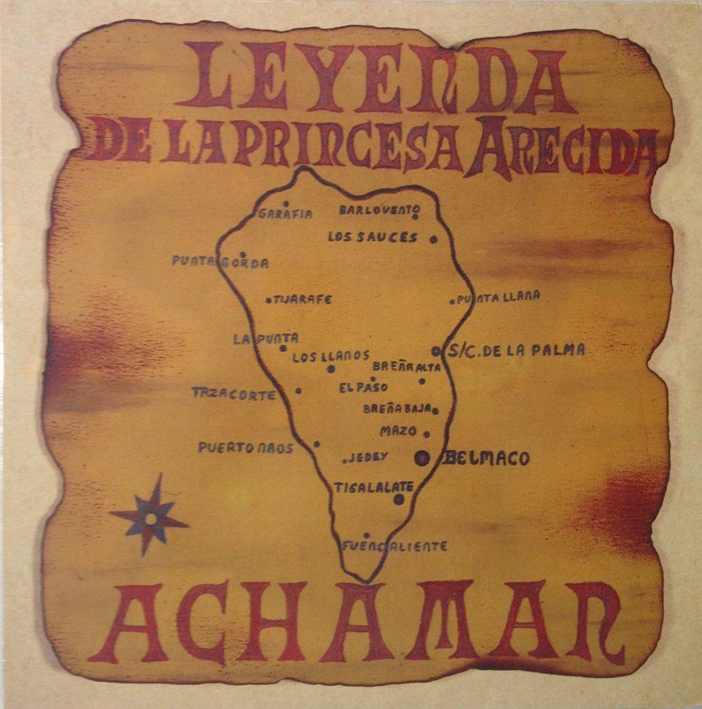 Leyenda de la princesa Arecida - 1986