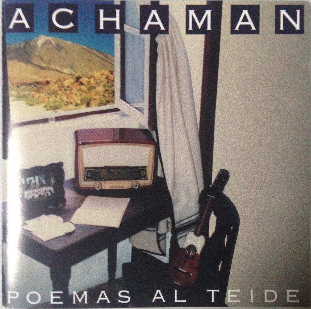 Poemas al Teide - 1998