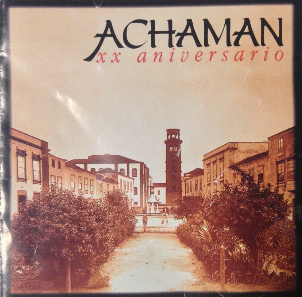 Achamán, XX Aniversario - 1996