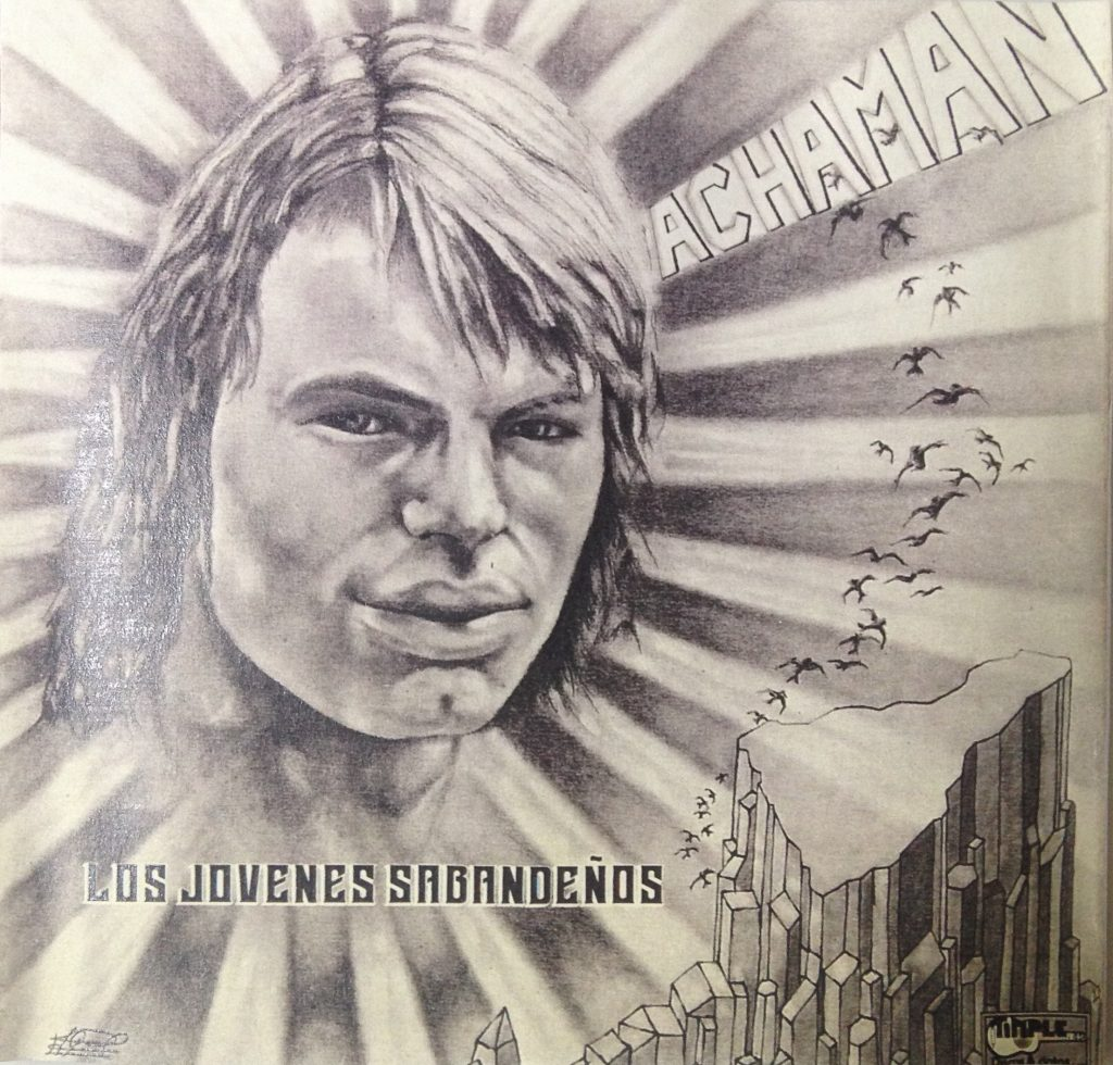 Achamán - Los Jovenes Sabandeños - 1981